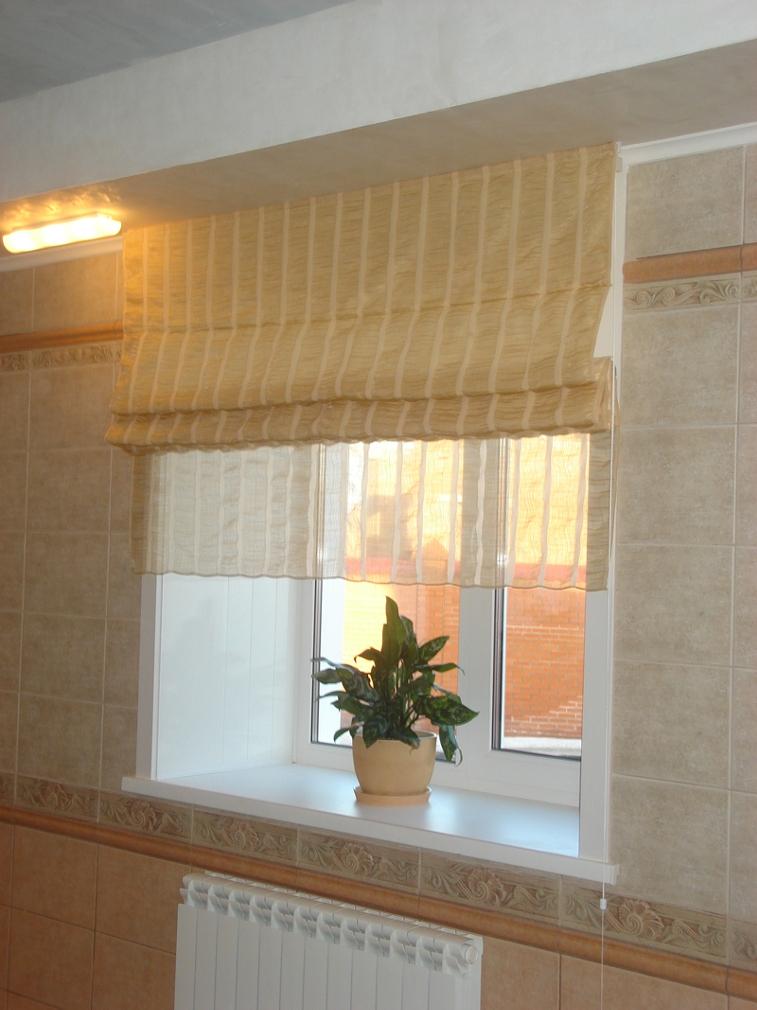 Карниз для римские шторы